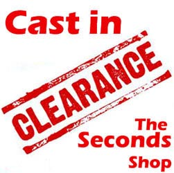 Cast In Clearance