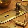 AGD - Aged Solid Brass