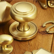 SBUL - Satin Solid Brass Unlacquered