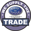Cast in Style Supply to the trade